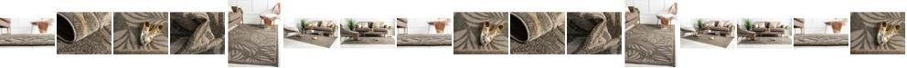 Bridgeport Home Pashio Pas2 Gray Area Rug Collection