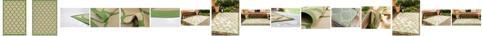 Bridgeport Home Pashio Pas5 Green Area Rug Collection