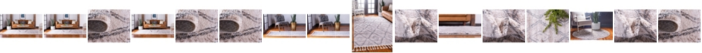Bridgeport Home Levia Lev2 Beige/Gray Area Rug Collection