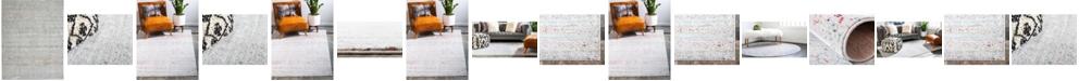 Bridgeport Home Malin Mal8 Gray Area Rug Collection