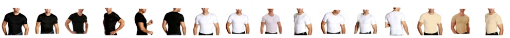 Instaslim Insta Slim Men's Compression Short Sleeve Crew-Neck T-Shirt