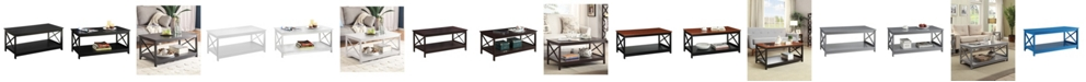 Convenience Concepts Oxford Coffee Table