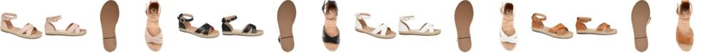 Journee Collection Women's  Lyddia Espadrille Sandals