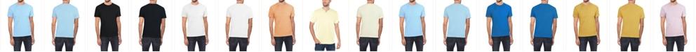 X-Ray Men's Soft Stretch Crew Neck T-Shirt