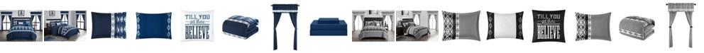 Chic Home Safforn 20-Pc. Queen Comforter Set