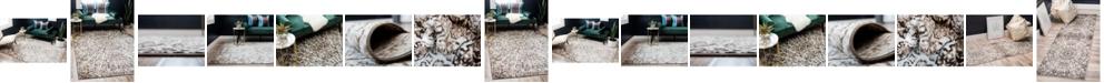 Bridgeport Home Basha Bas4 Brown Area Rug Collection