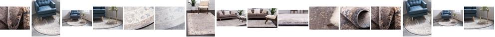 Bridgeport Home Bellmere Bel5 Gray Area Rug Collection