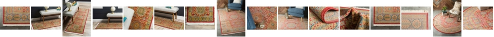 Bridgeport Home Wilder Wld2 Red Area Rug Collection