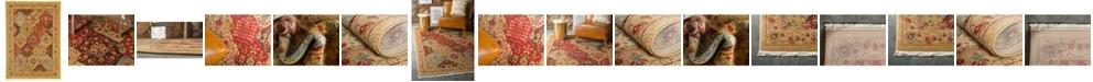 Bridgeport Home Orwyn Orw1 Tan Area Rug Collection