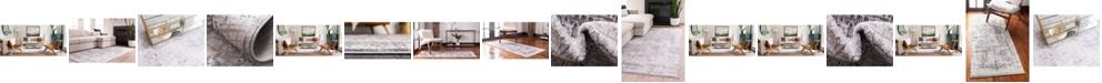 Bridgeport Home Aitana Ait2 Gray Area Rug Collection
