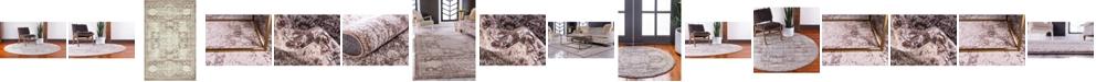Bridgeport Home Mobley Mob2 Light Brown Area Rug Collection