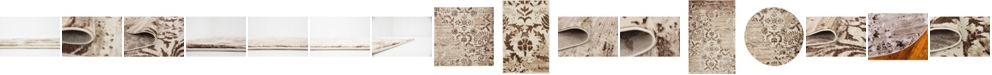 Bridgeport Home Marshall Mar3 Chocolate Brown Area Rug Collection