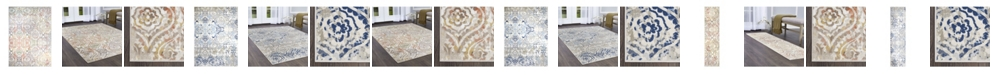 Global Rug Designs Global Rug Design Barstow Ivory Area Rug Collection