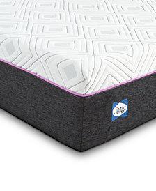 Sealy to Go 10'' Hybrid Cushion Firm Mattress- Twin, Mattress in a Box