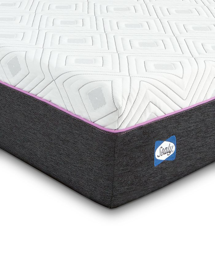 Sealy - to Go 10'' Hybrid Mattress - Twin, Quick Ship, Mattress in a Box