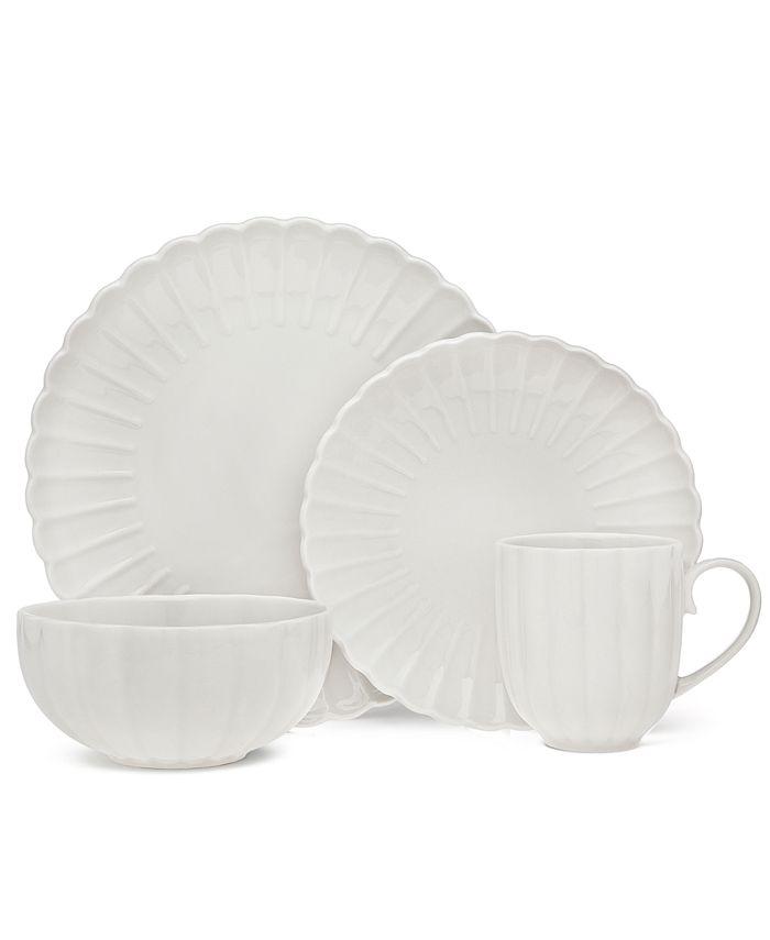 Godinger - Coquille 16-Pc. Dinnerware Set