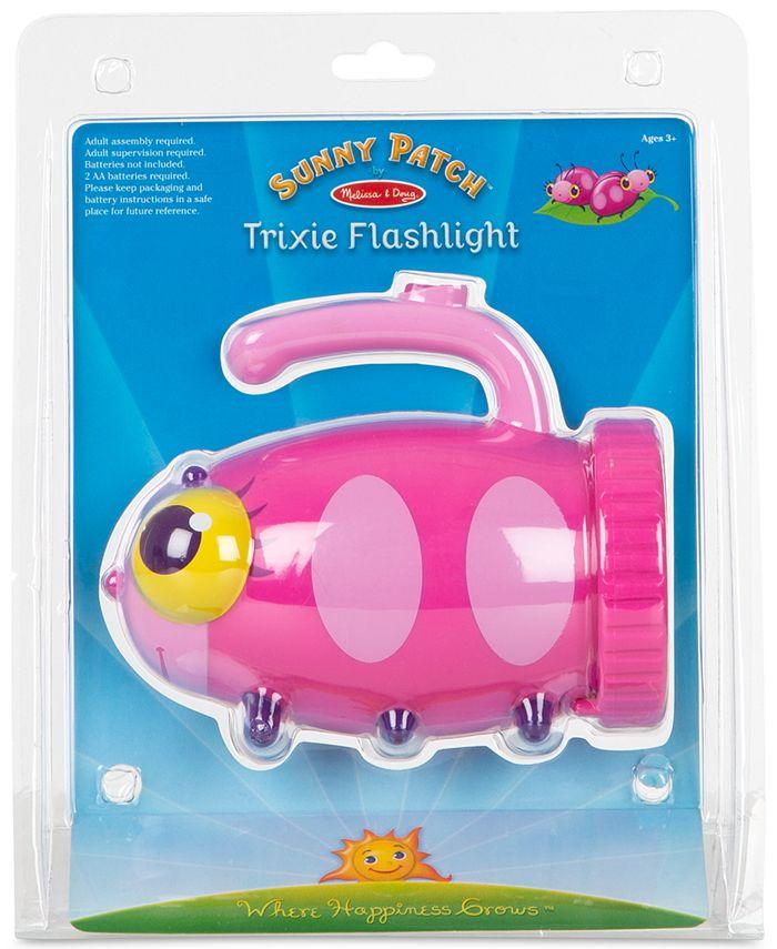 Melissa and Doug - Sunny Patch Trixie Flashlight