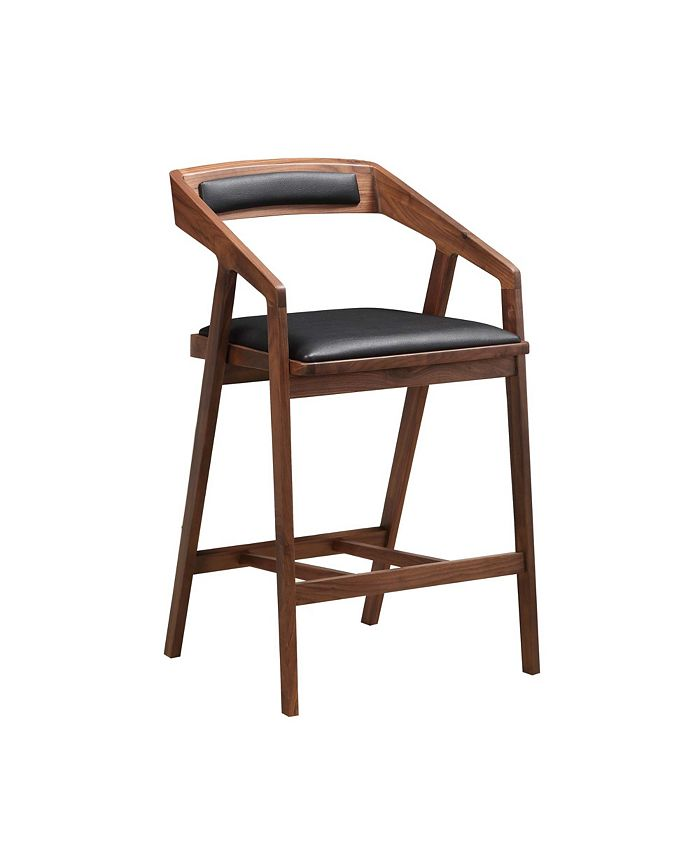 Moe's Home Collection - PADMA COUNTERSTOOL BLACK
