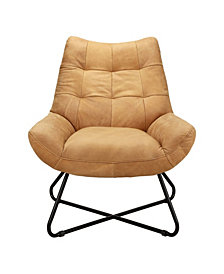 Graduate Lounge Chair Tan