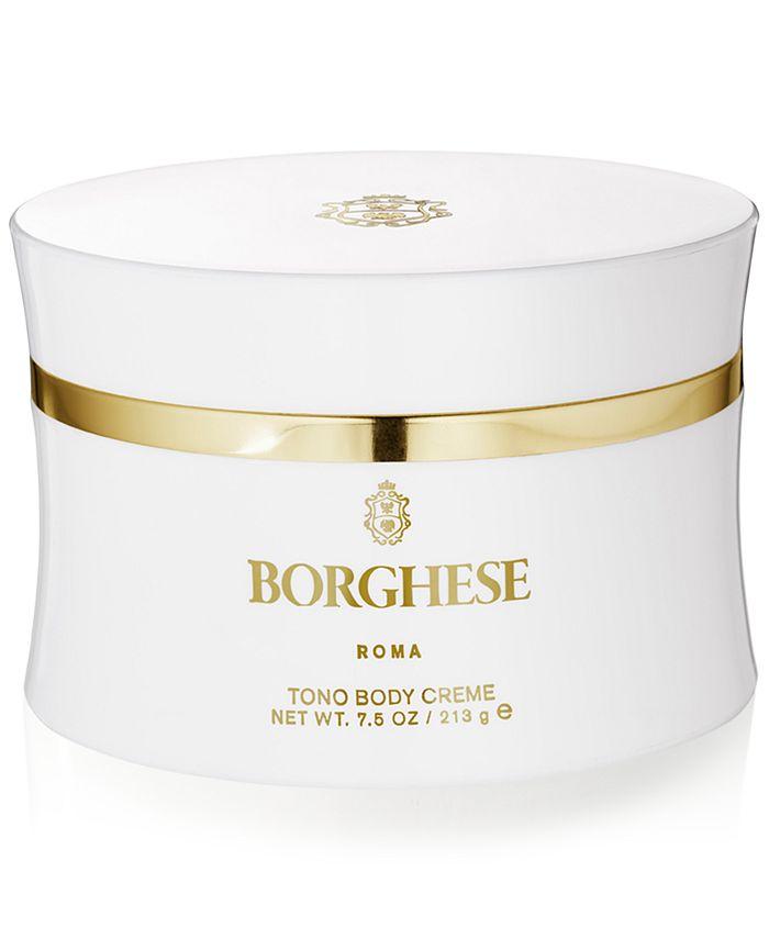 Borghese - Tono Body Creme, 7-oz.