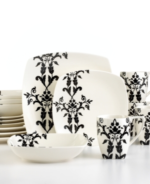 222 Fifth Dinnerware, Antoinette 16 Piece Set