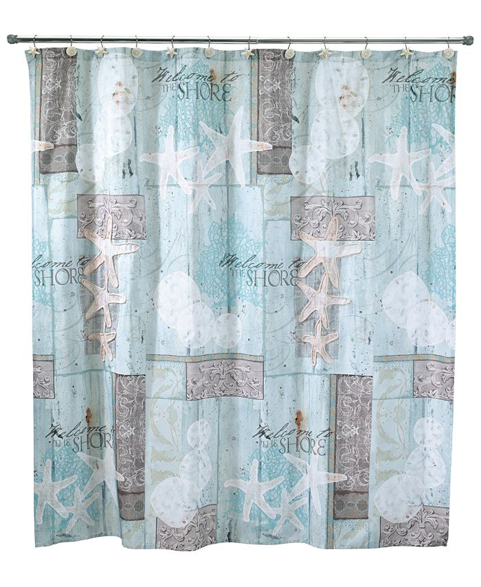 Avanti - Beachcomber Shower Curtain