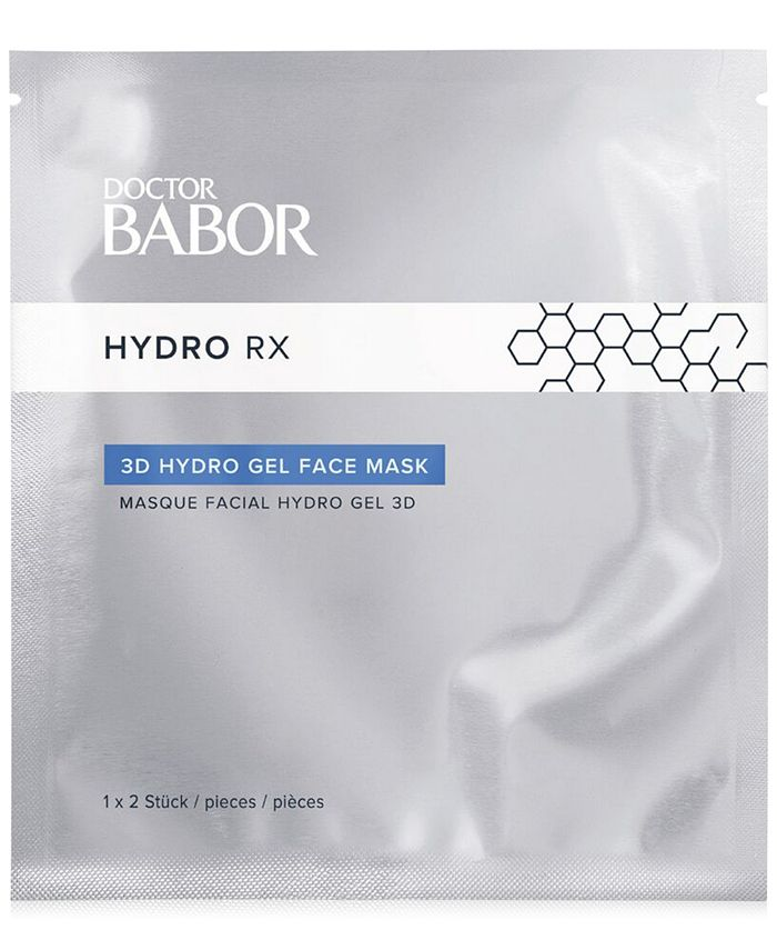 BABOR - Babor Doctor Babor Hydro Rx 3D Hydro Gel Face Mask, 4-Pk.
