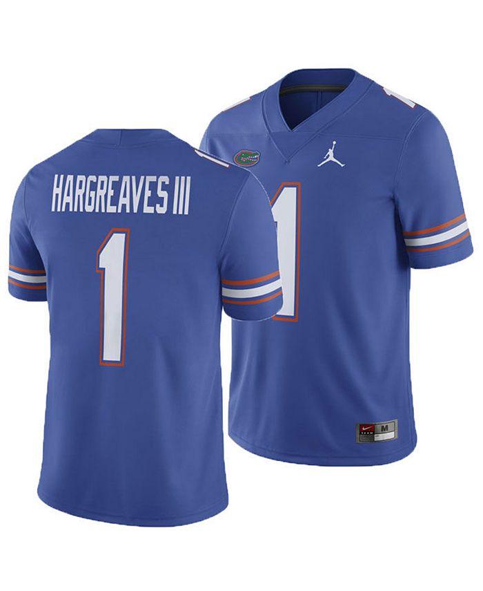 Men's Vernon Hargreaves III Florida Gators Player Game Jersey