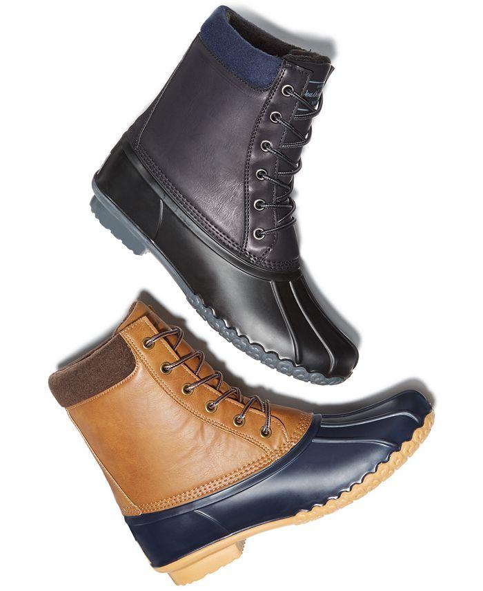 Weatherproof Vintage - Men's Adam Duck Boots