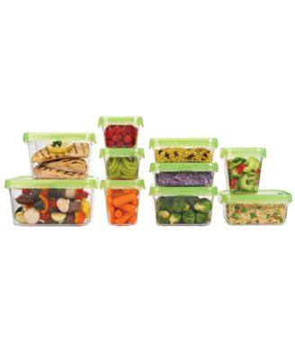 OXO Good Grips 20 Piece LockTop Storage Containers