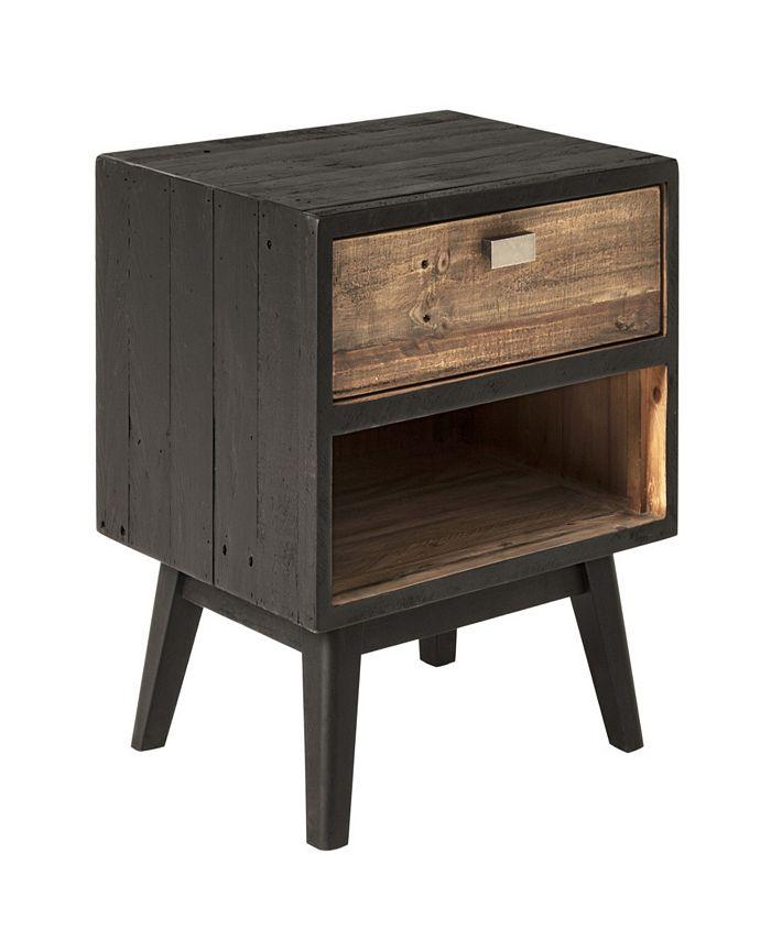 Moe's Home Collection - NOVA SIDE TABLE BLACK