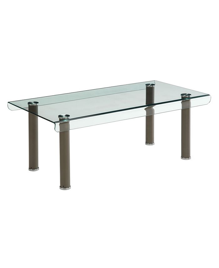 Furniture of America - Karnette Coffee Table, Quick Ship