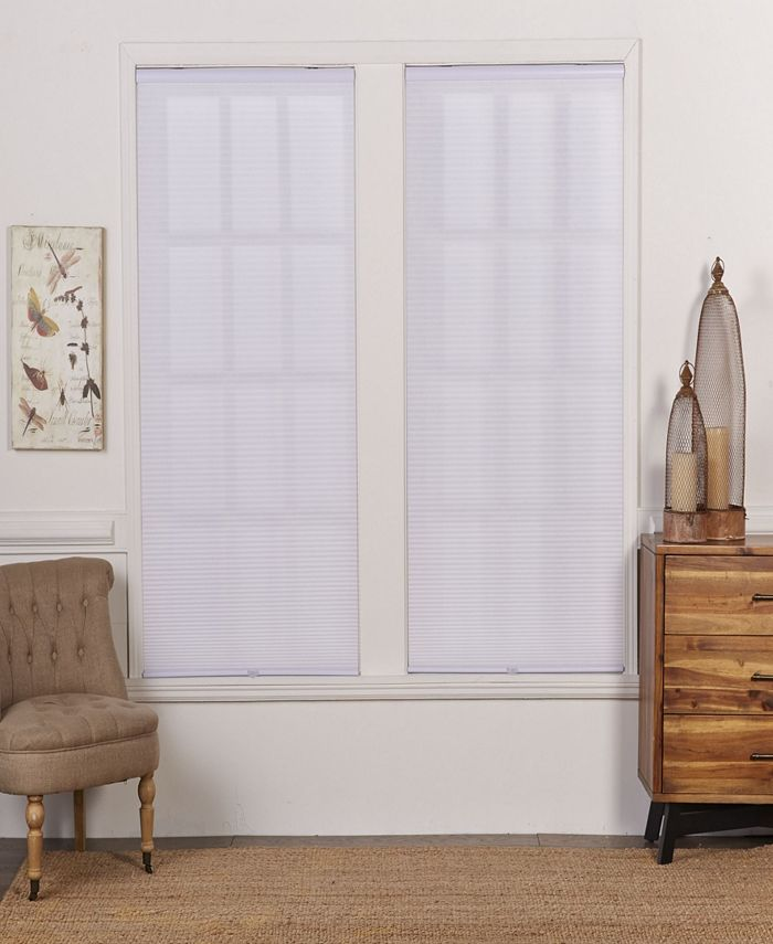 The Cordless Collection - Cordless Light Filtering Cellular Shade, 46.5x64