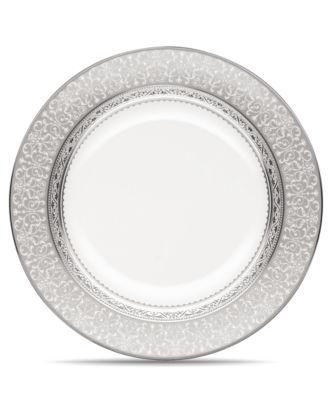 Noritake Dinnerware, Odessa Platinum Accent Plate