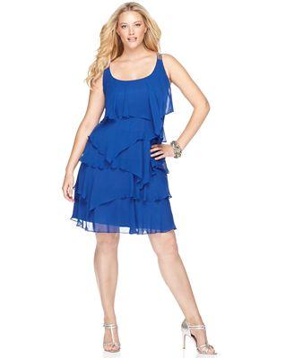 Calvin Klein Plus Size Dresses - Prom Dresses Cheap