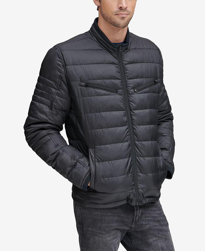 Marc New York - Men's Grymes Packable Racer Jacket