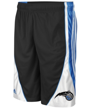 adidas NBA Shorts, Orlando Magic Striped Flash Shorts