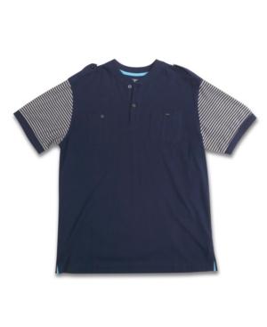 Cavi Shirt, USN Short Sleeved Henley