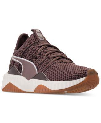 Puma Women's Defy Luxe Casual Sneakers