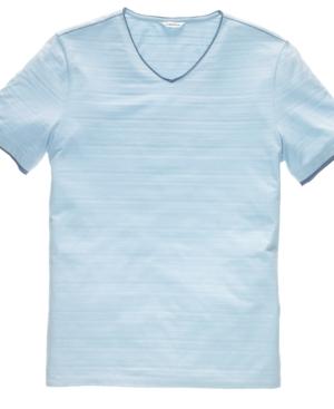 Calvin Klein T Shirt, Short Sleeve V Neck T Shirt