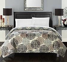 Chic Home Judith 5 Pc Queen Quilt Set