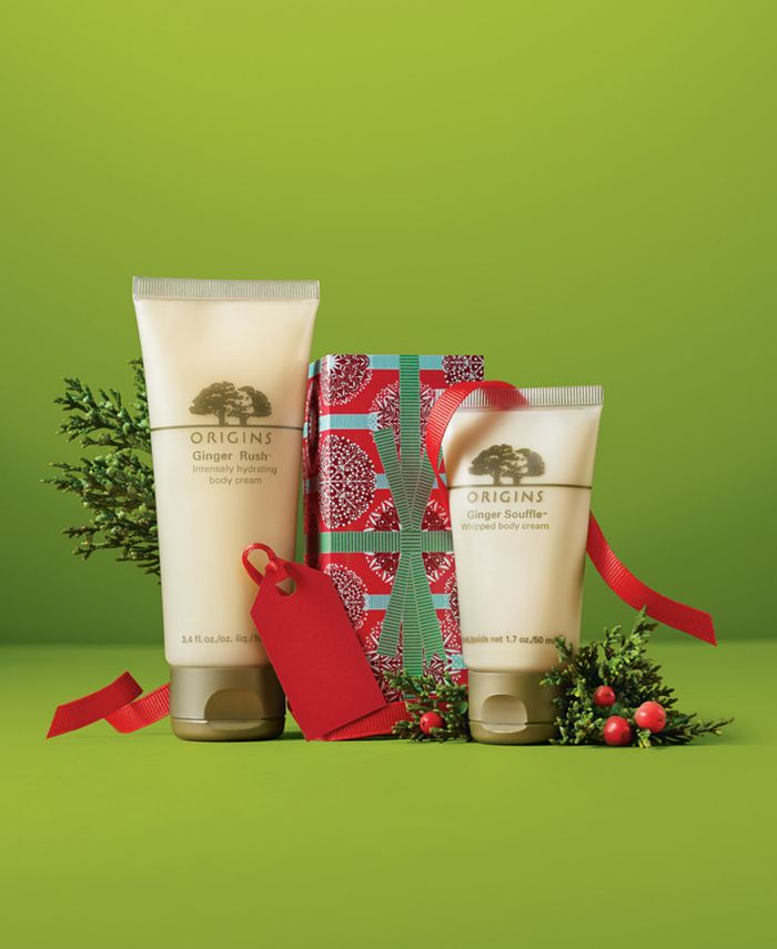 Origins - FREE Ginger Duo with $55  purchase
