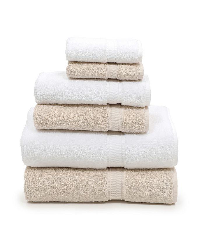Linum Home - Sinemis Terry 6-Pc. Towel Set