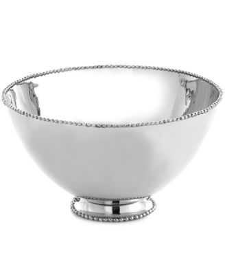 "Michael Aram 11"" New Molten Serving Bowl"