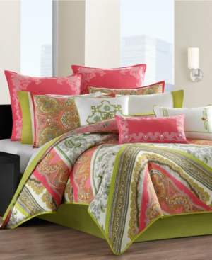 Echo Bedding, Gramercy Paisley California King Sheet Set Bedding