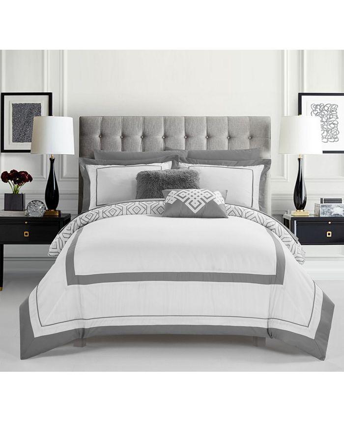 Chic Home - Beckham Comforter Set