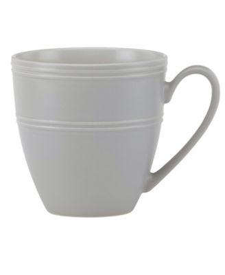 kate spade new york Dinnerware, Fair Harbor Oyster Mug