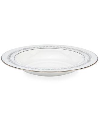 Dinnerware, Empire Pearl Rim Soup Bowl