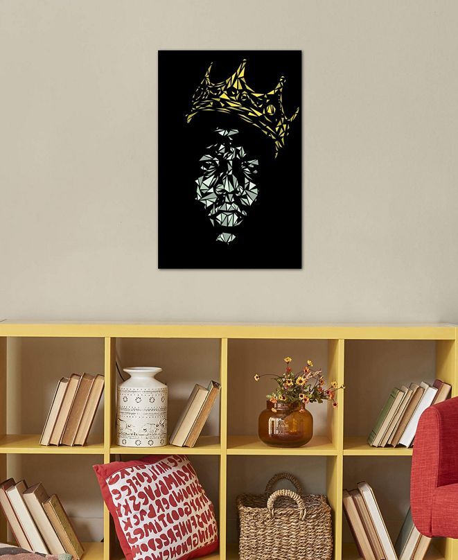 """iCanvas """"Notorious B.I.G."""" by Cristian Mielu Gallery-Wrapped Canvas Print"""