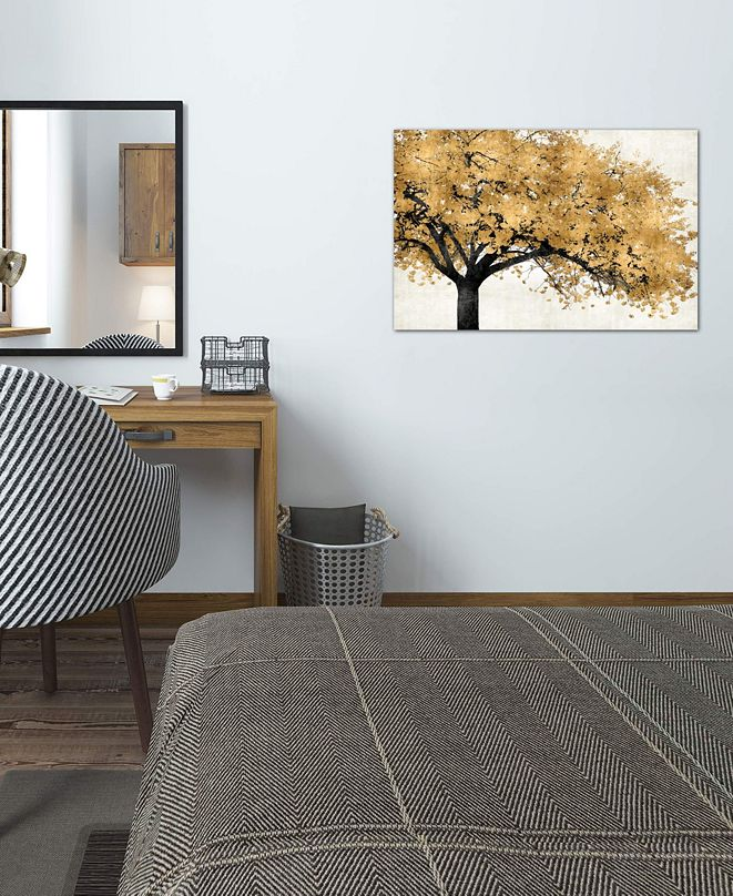 "iCanvas ""Golden Blossoms"" by Kate Bennett Gallery-Wrapped Canvas Print (26 x 40 x 0.75)"